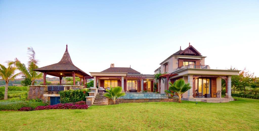 heritage villas valriche luxueuse prestigieuses villas ile maurice