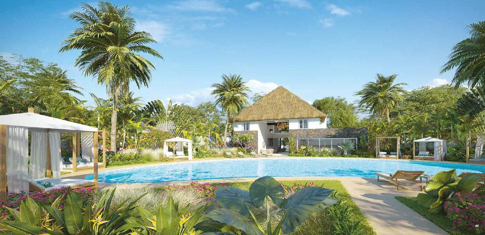 domaine de mahé sublimes villas prestigieux domaine nord de l'ile maurice grand baie