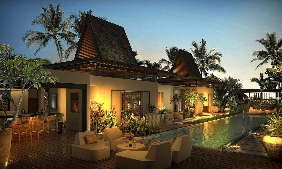 Jacaranda - immobilier ile maurice