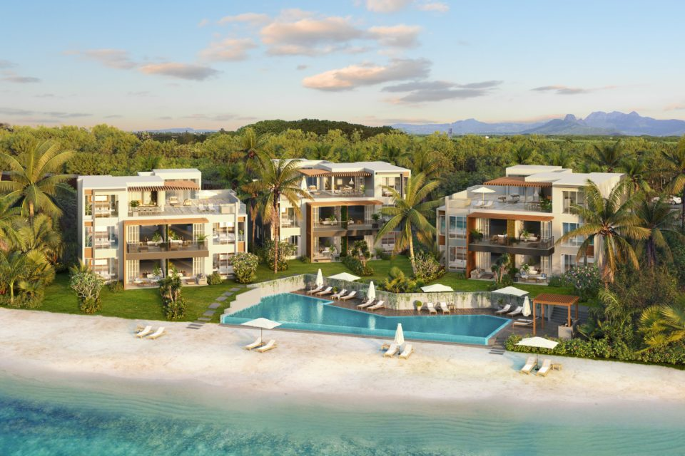 appartement ocean point investir a l'ile Maurice