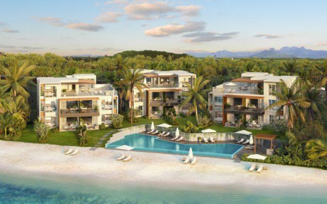appartement ocean point investir a l'ile Maurice