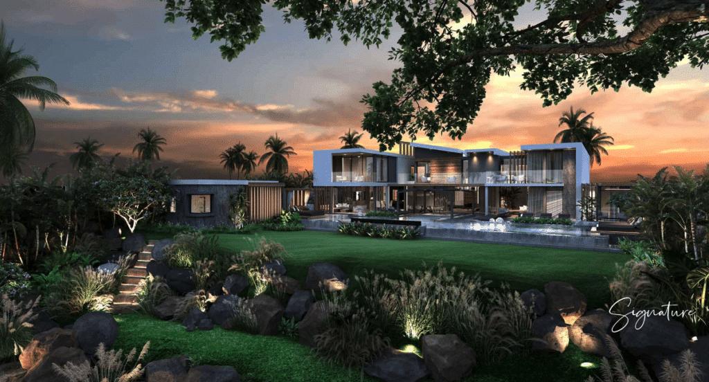 Cap Marina Ile Maurice | Villa Signature | Investir a l'ile Maurice