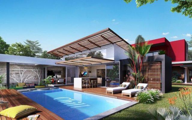 Villa 8ight - investir ile maurice