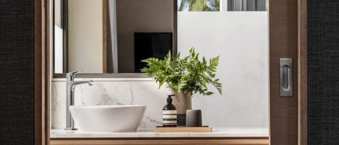 Guest Bathroom - programme immobilier ile maurice