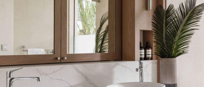salle de bain - achat villa ile maurice - One&Only