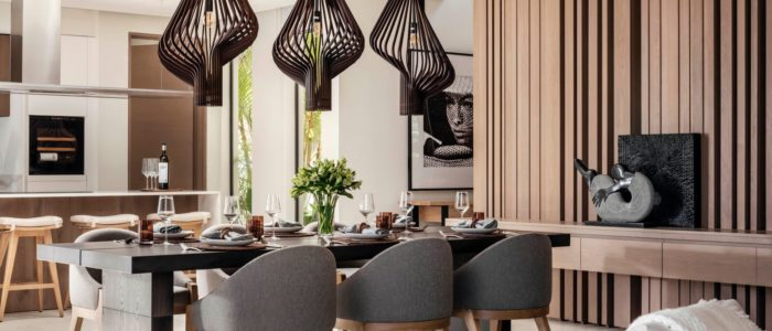 Salle a manger One&Only - investir ile maurice