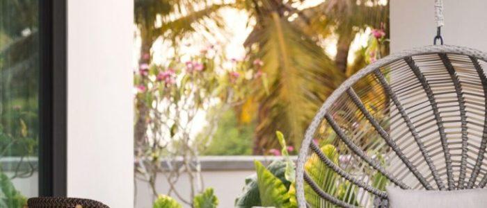 jardin - achat villa ile maurice
