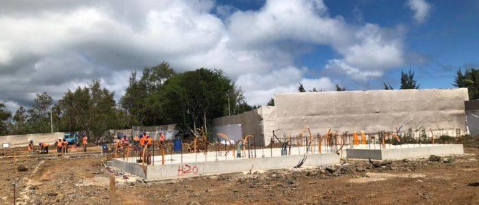 cap marina 13 - construction - investir ile maurice