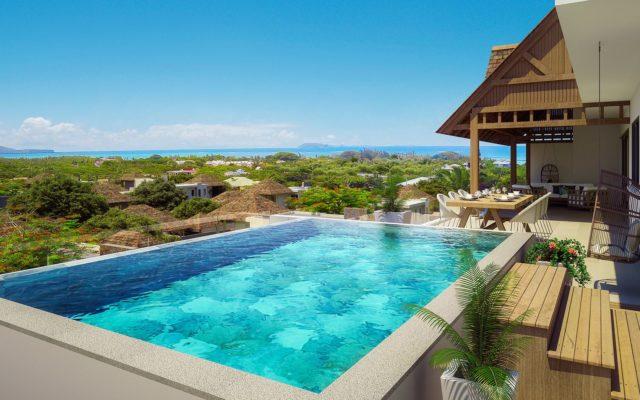 villa luxe piscine investir ile maurice